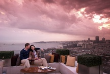 View from Conrad Istanbul  / by Conrad Istanbul Bosphorus