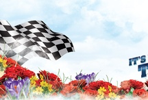 EXPO - 2013: It's Your Race to Win / EXPO Goes...to the Races