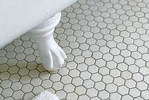 Bathroom Re-Do / by Lora Fulton Marks