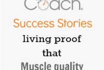 Success Stories / Stories of personal transformation from our clients.