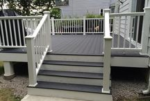 Decks / Outdoor decks