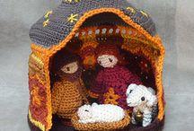 Kerst nativity