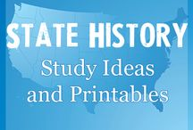 Homeschool:  History and Geography / Tips, lessons and activities to teach kids history and geography.