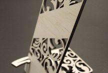 scaune ornament placaj