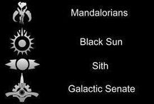 Star Wars signs