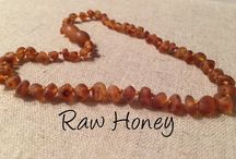 Infant Baltic Amber Necklace 10.5 to 11 inch Teething drooling fussiness common cold red cheeks