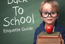 Back to School Etiquette