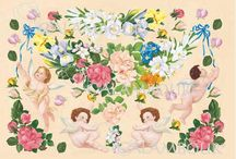 CALAMBOUR   CAL PAPERS / CAL  Calambour Collection CAL paper contain subjects considered classics for this hobby: flowers, animals, angels, fairies and landscapes are themes always loved and requested by all.   Details: Size 50 x 70 cm, printed on paper 80 g/m²