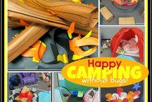 Classroom Theme - Camping/Outdoors / by Paula Saul