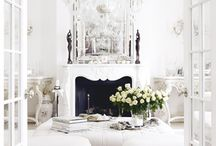 Elegant Style / Rooms with symmetry and restful colours