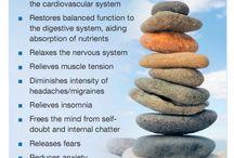 Fit body, balanced mind