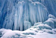 Cascate ghiacciate / Cascate ghiacciate