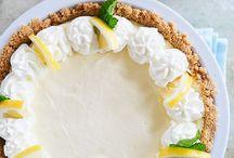 Opskrifter / Mad,kager og desserter jeg gerne vil lave...