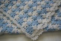 Cobertores do bebê