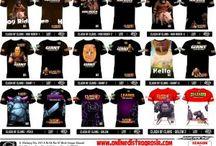 T Shirt Games Seasons