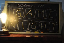 Game Night / by Holly Anne Guillaume