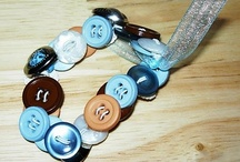 05 - Bracelets - Boutons / by Chocolate & Wedding