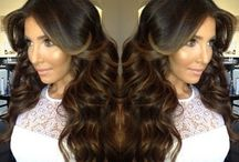 Dark Brown Hair / Beautiful Hair