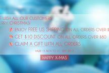 Christmas Sale 2013 - Haircare24.com
