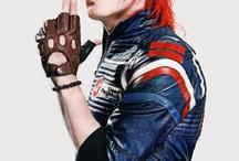 My Chemical Romance- Gerard Way
