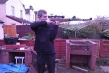 Shooting / Airgun shooting for fun