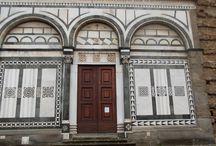 Badia fiesolana / San Domenico di Fiesole (FI). Capolavoro incompiuto del romanico toscano. XII secolo   https://www.facebook.com/pmasia1/media_set?set=a.4792754949961.170185.1628542302&type=3&uploaded=10