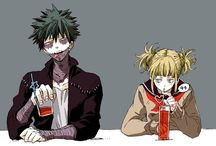 Boku no hero (Anime/Fanart)
