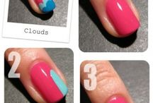 Nails / by Cindy George-Mcintosh