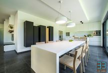 CR33MERS - Kitchens / Kitchen designs from international interior architect Ken Creemers from Belgium.
