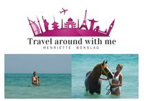 Horseriding & Travel / One of my passions is horses and I like to ride them everywhere in the world.