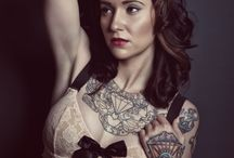 pin up / rockabilly