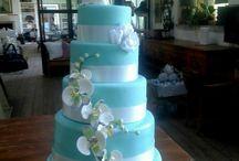 Wedding Cake Tiffany  / Tiffany Wedding cake ...