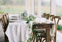 zastawa stołu