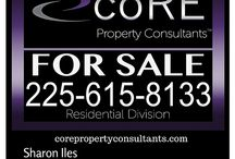 Core Property Consultants / Real Estate / by Sharon Iles