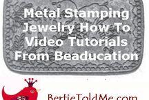 Metal stamping ideas