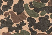 Camoflauge Pattern & Co.
