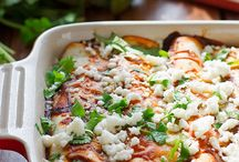 Vegetarian recipes / by Sunny Brockway