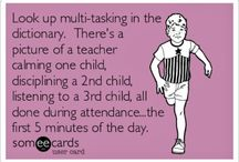 It's funny...if you're a teacher