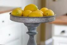 recycled cake pans