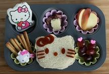creative fun lunch ideas / by Krista Clark
