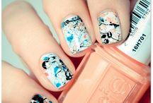 Nails  / by Shelby Tietjen