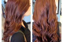 Peinados, colores y más