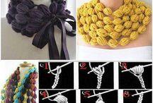 шарфы, палантины, снуды