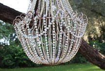 chandeliers / lighting