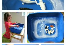 sensory play / by Lisa Wheeler