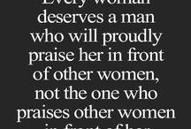 Women/Girls/Females