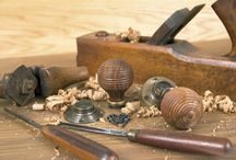 Wooden Door Furniture / authentic and rustic wooden handles, knobs and accessories