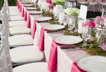 Feasting/long Table arrangements by Botanica
