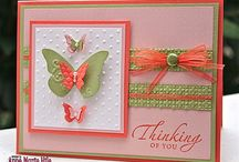 cards & embelishments / rubber stamping / by Molly Stroh