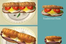 Sims 4 Food
